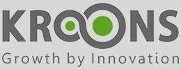 kroons logo gray